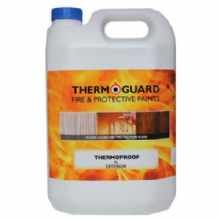 Thermoguard Thermoproof Exterior Wood Fluid